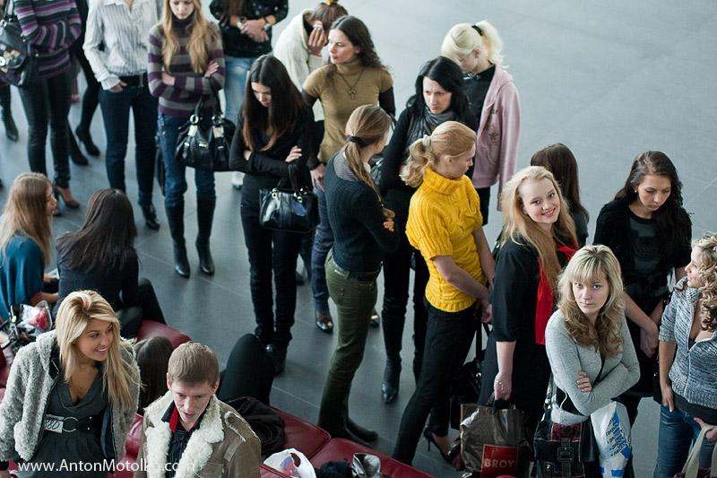 Russian girls casting 14