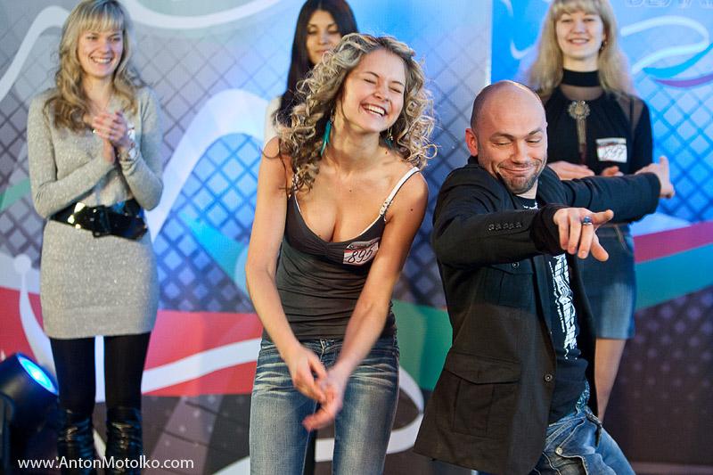 Russian girls casting 18