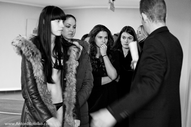 Russian girls casting 8