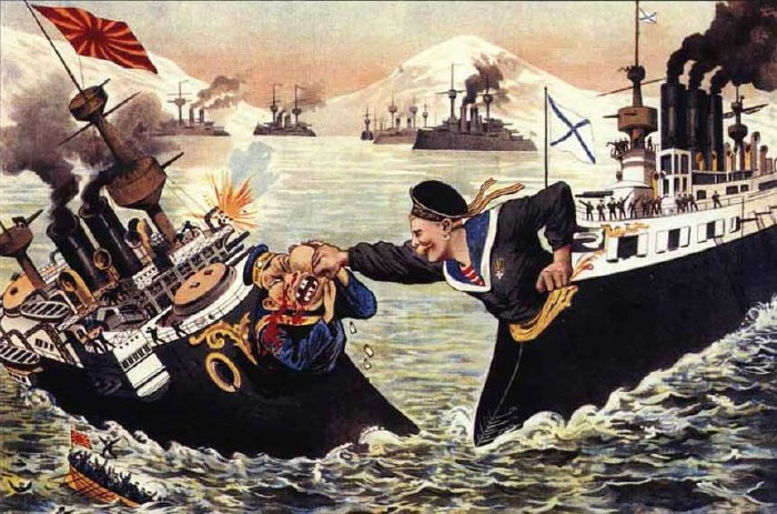 Russian-Japan War Propaganda Posters