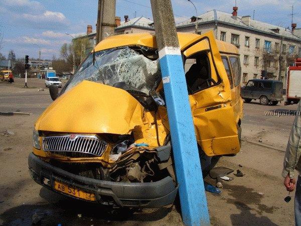 Russian mini bus 10
