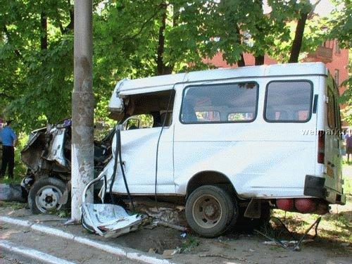 Russian mini bus 7