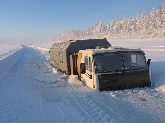 Russian road 4