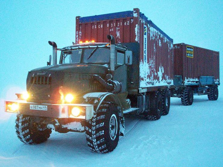 Russian truckers 10
