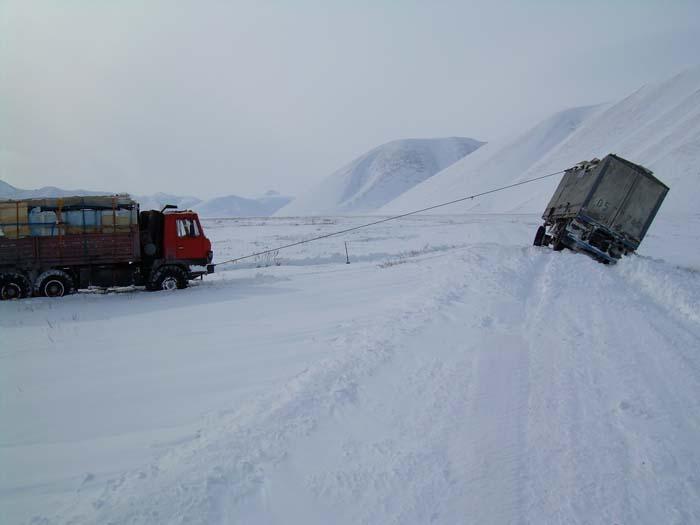 Russian truckers 12
