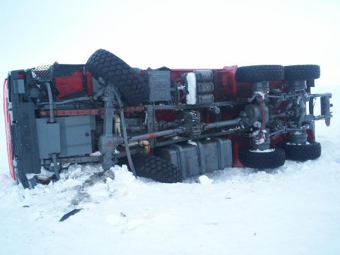 Russian truckers 13