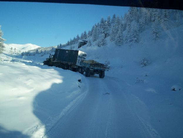 Russian truckers 17