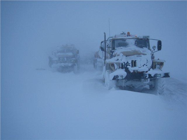 Russian truckers 18