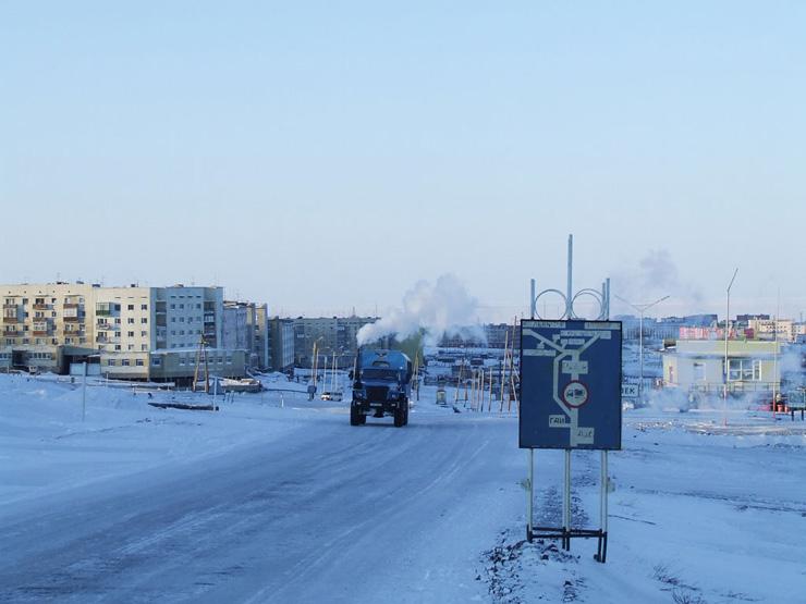 Russian truckers 2