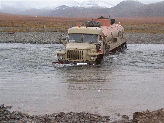 Russian truckers 20