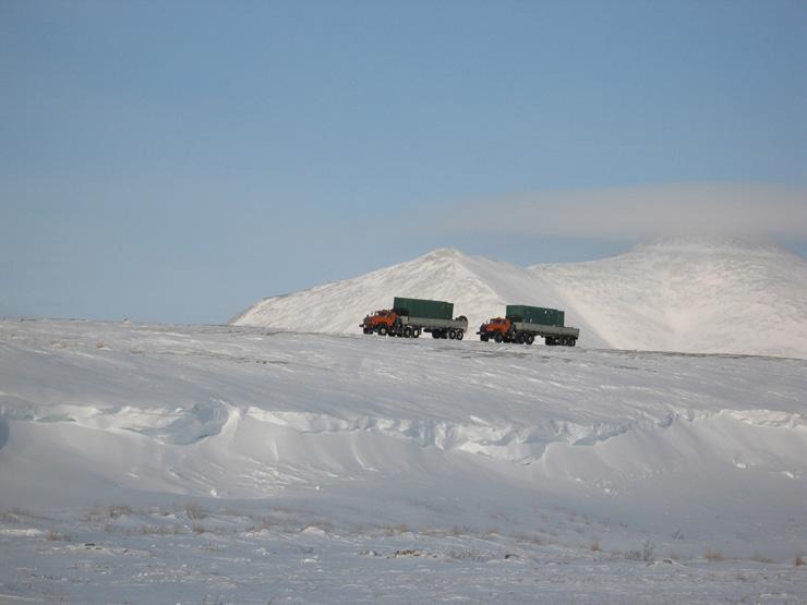 Russian truckers 9