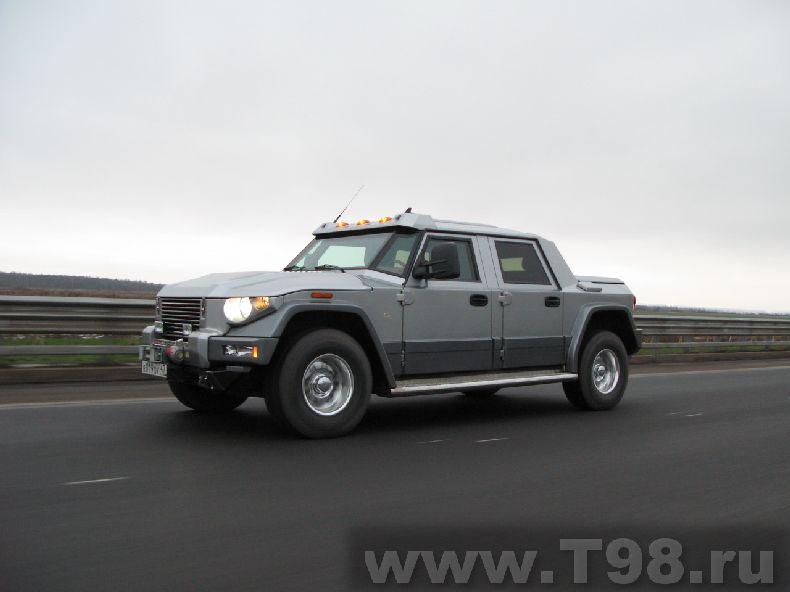 Russian pickup 10