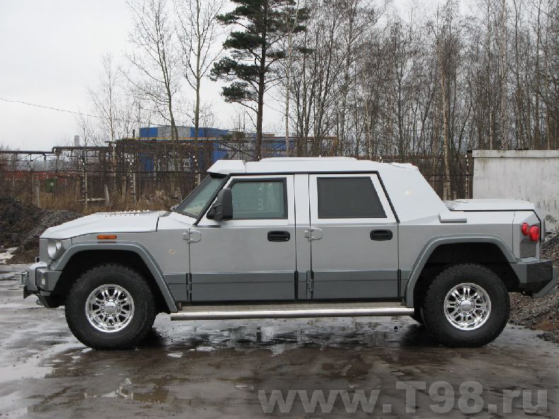 Russian pickup 11