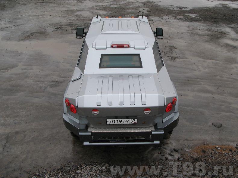 Russian pickup 12