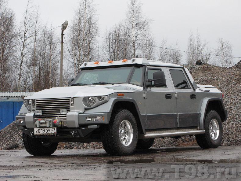 Russian pickup 13