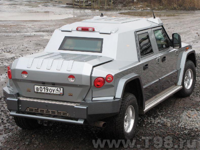 Russian pickup 14