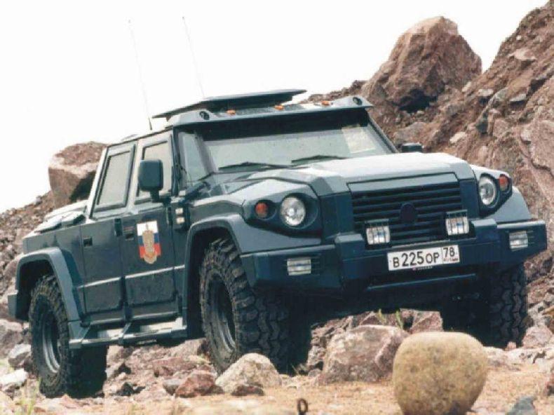 Russian pickup 16