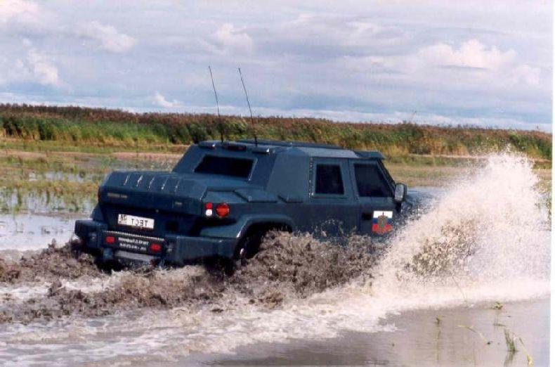 Russian pickup 17