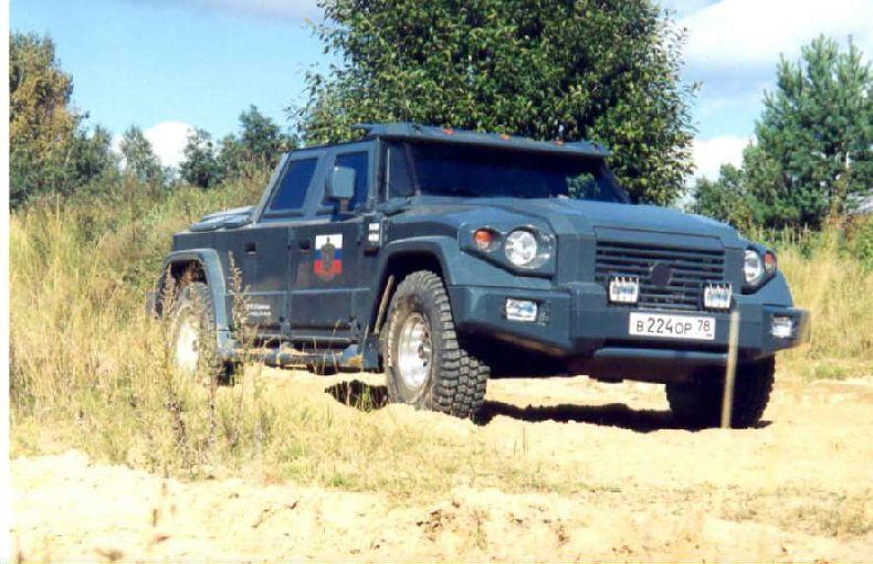 Russian pickup 18