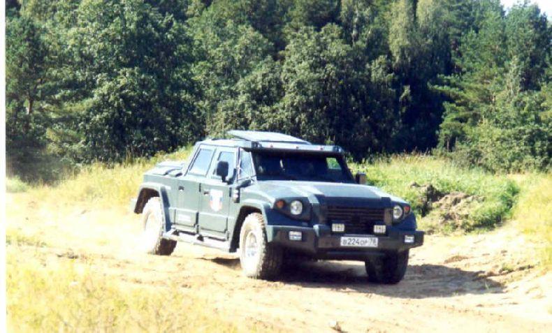 Russian pickup 19