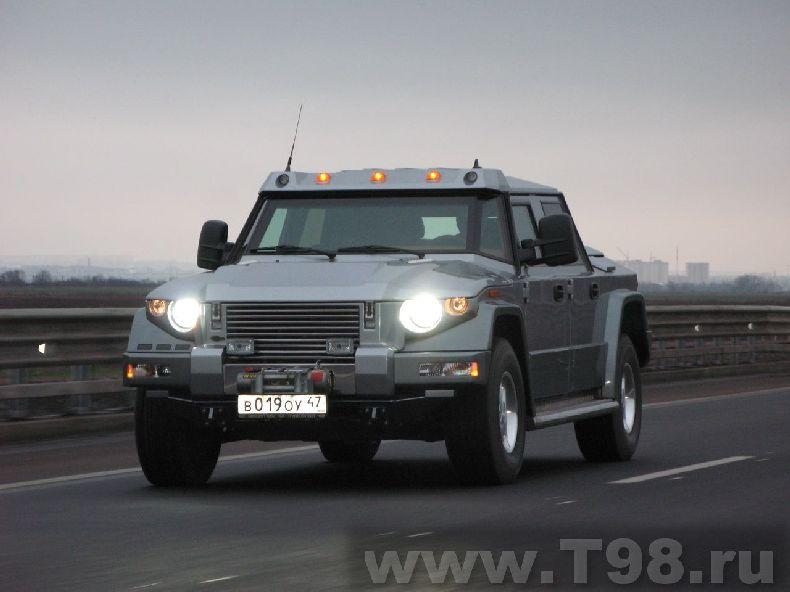Russian pickup 2
