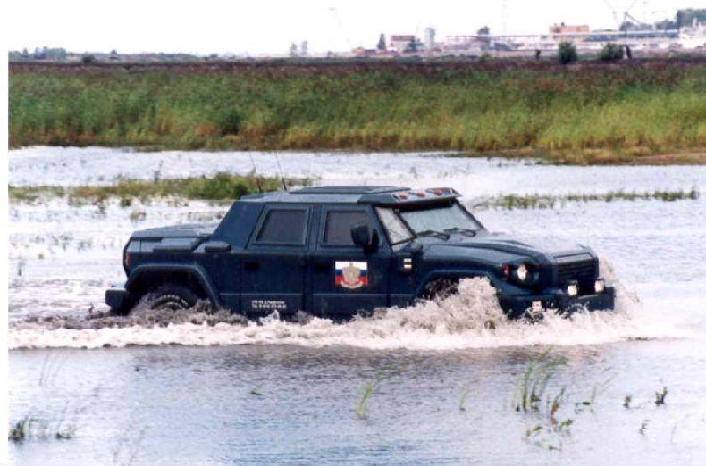 Russian pickup 20