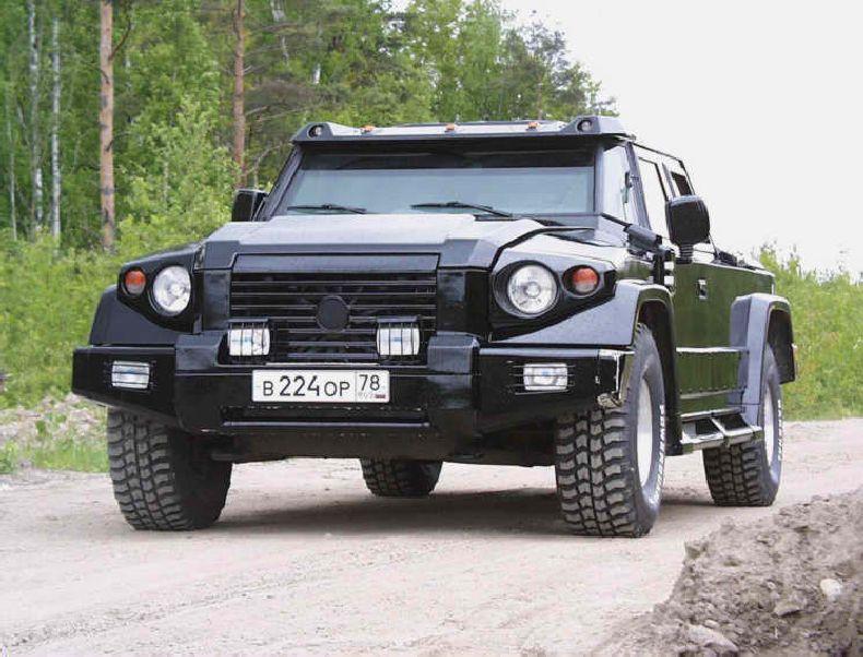 Russian pickup 24
