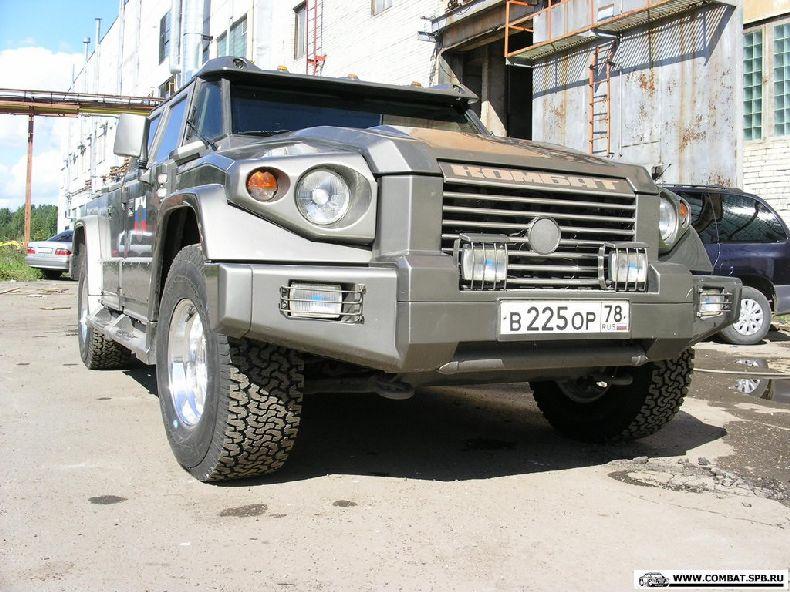 Russian pickup 25