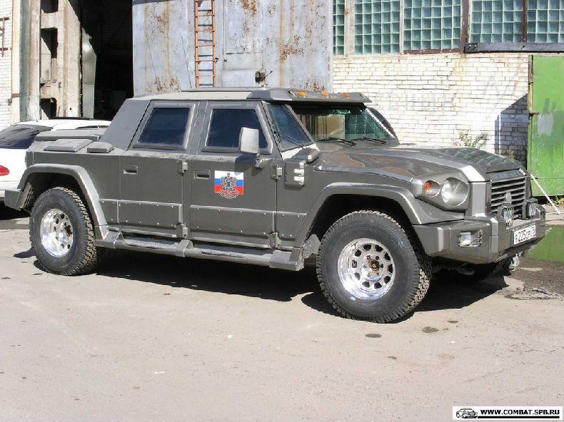 Russian pickup 26