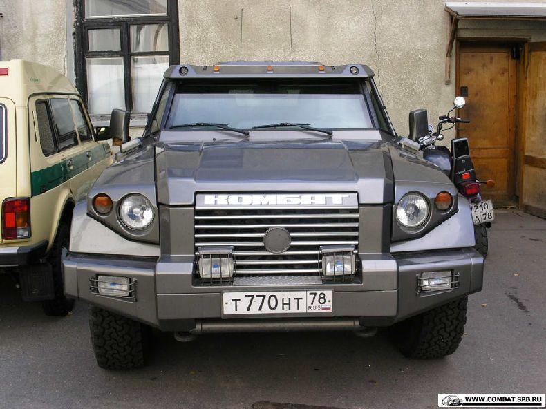 Russian pickup 27