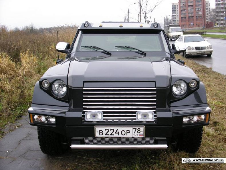 Russian pickup 28