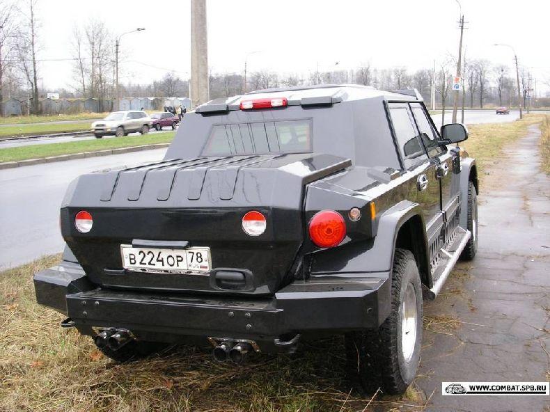 Russian pickup 29