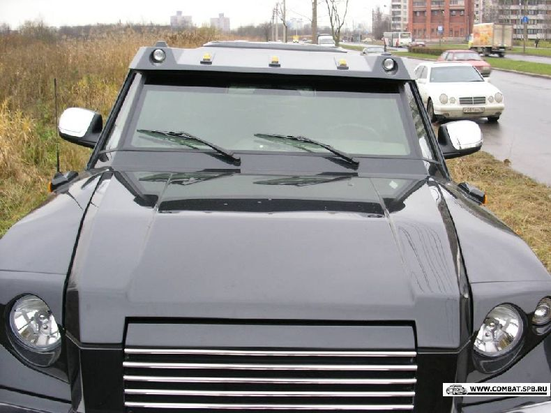 Russian pickup 31