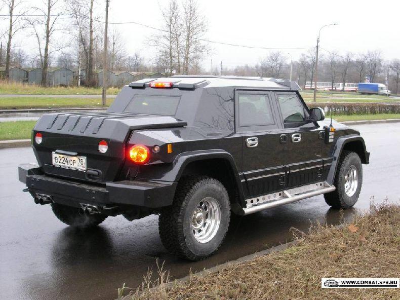 Russian pickup 36