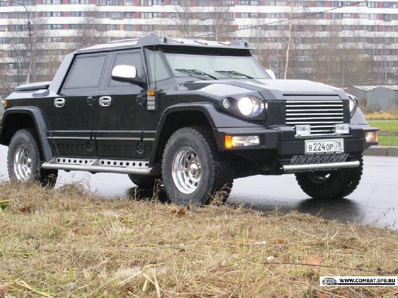 Russian pickup 37