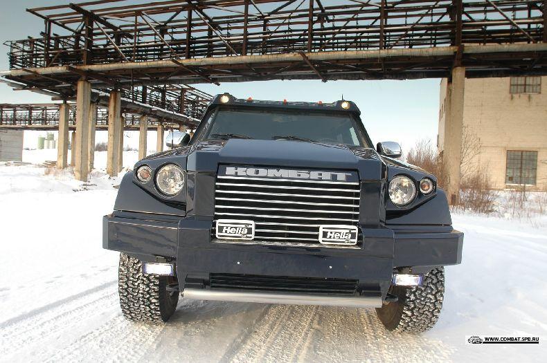 Russian pickup 38