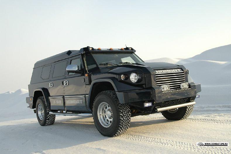 Russian pickup 40