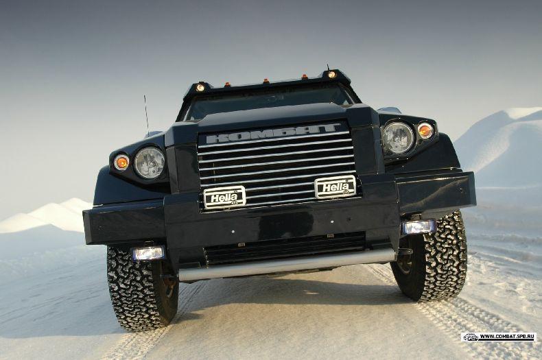 Russian pickup 42