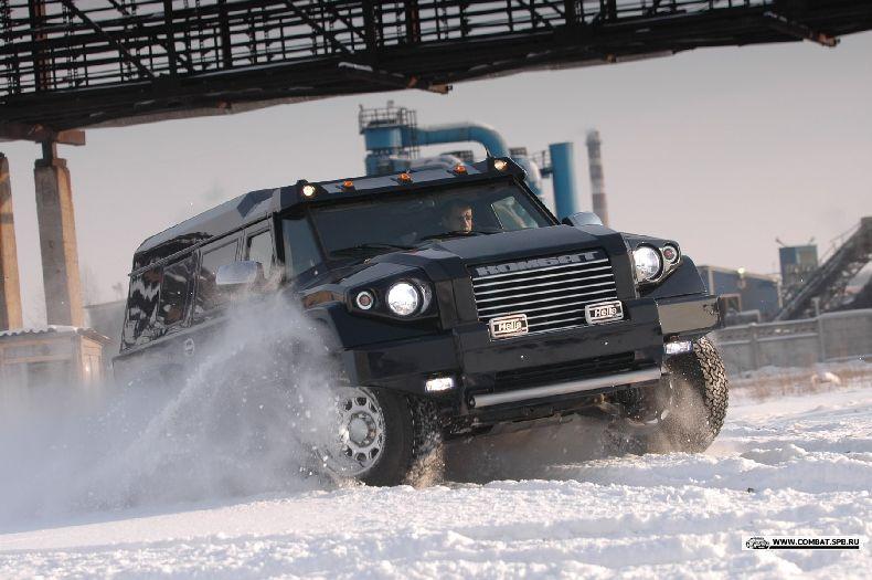Russian pickup 43