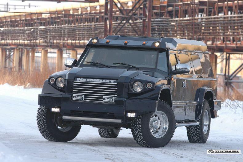 Russian pickup 45