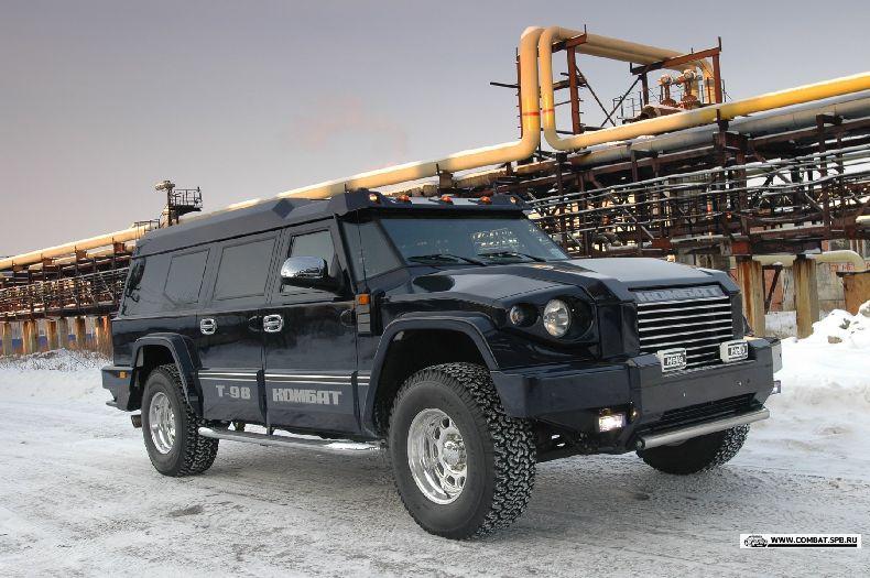 Russian pickup 46