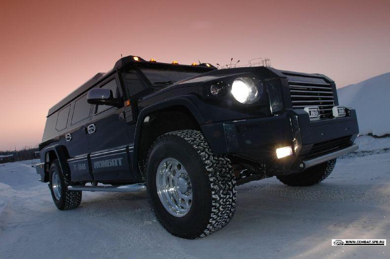 Russian pickup 48