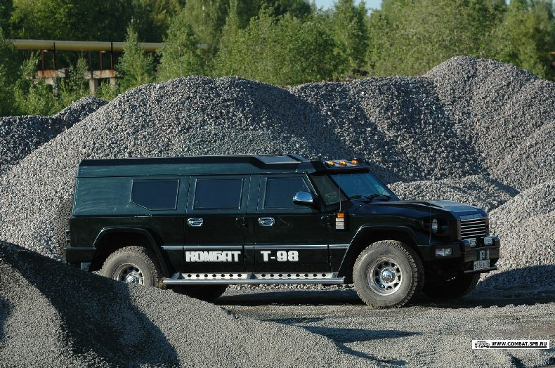 Russian pickup 51