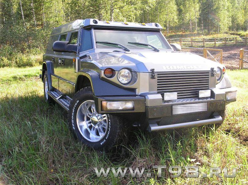 Russian pickup 60