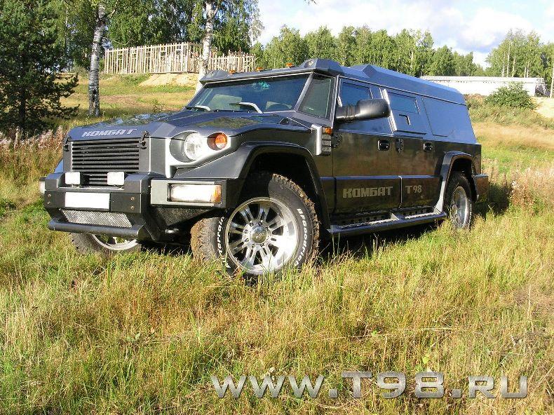 Russian pickup 63