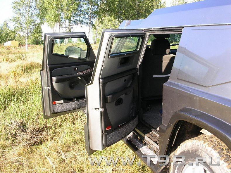 Russian pickup 64