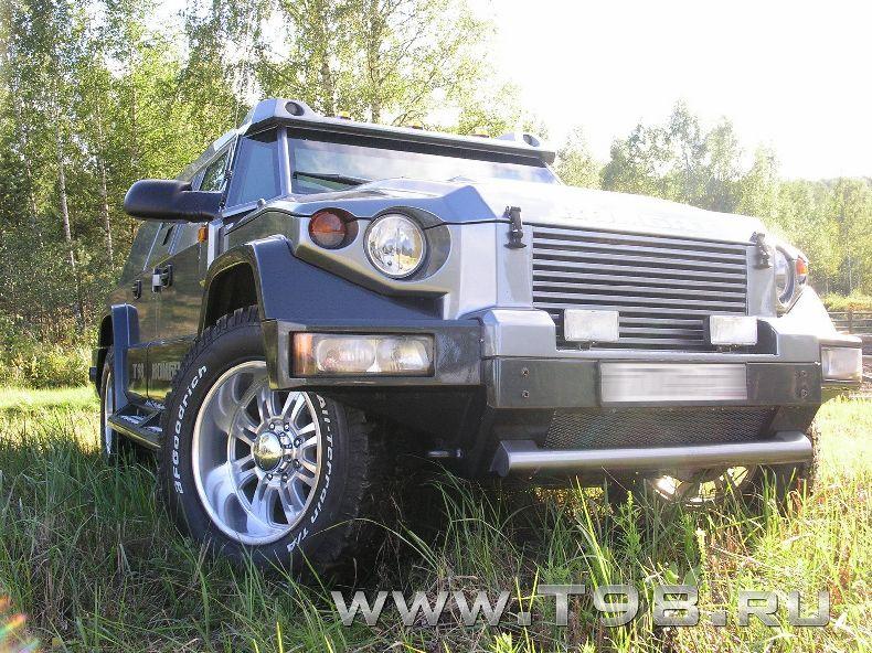 Russian pickup 65