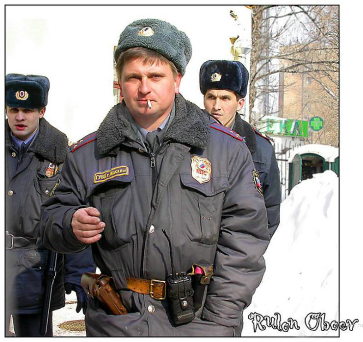 types of russian policemen by rulon oboev 10