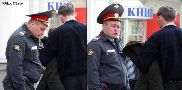 types of russian policemen by rulon oboev 11