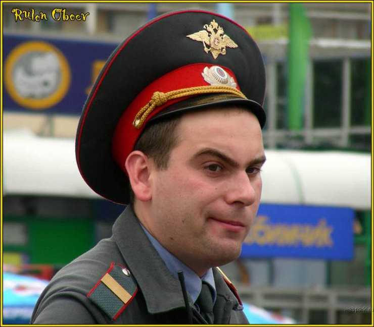 types of russian policemen by rulon oboev 12